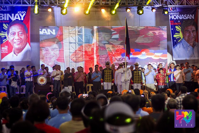 PHOTO: UNA Partylist Launching in Cebu (MICO SOLON / Photoville International)