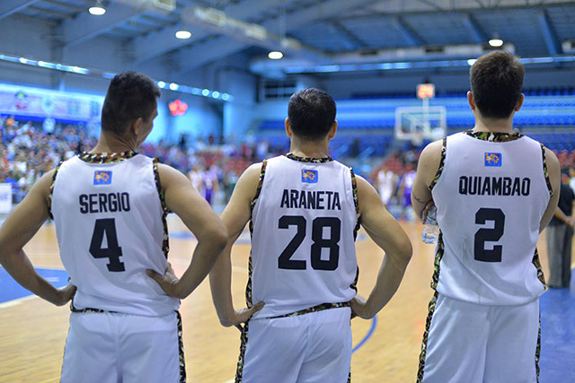 UNTV Cup Season 2 champion AFP Cavaliers stay flawless after four battles at season 4. (PHOTOVILLE INTERNATIONAL)