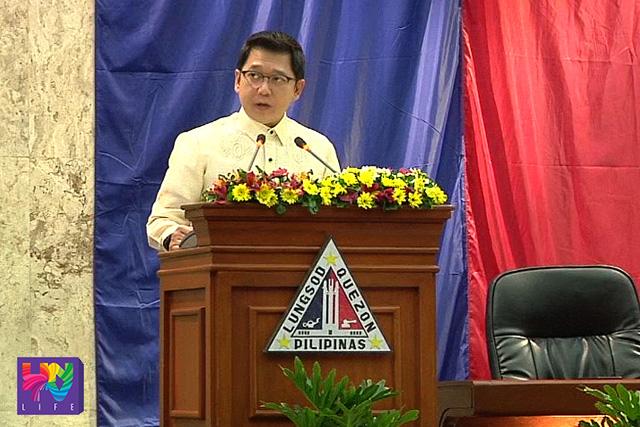 Incumbent Quezon City Mayor Herbert Bautista