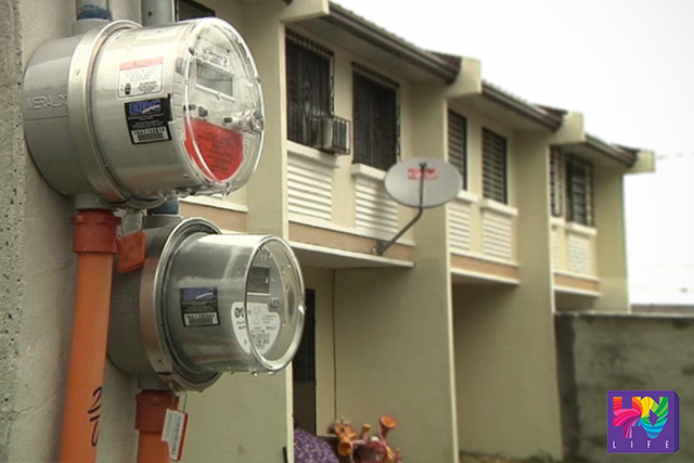 Some housing units in Cavite are already using prepaid electricity