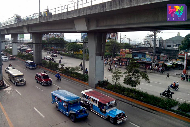 Ayon sa Highway Patrol Group nabawasan na ang travel time sa kahabaan ng EDSA. (Rovic Balunsay / Photoville International)