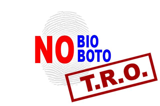 """Pansamantalang pinatitigil ng Korte Suprema ang pagpapatupad ng """"No Bio, No Boto"""" policy ng COMELEC."""