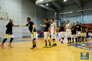 Malacañang Patiots will try to gain a two-game winning streak this Sunday facing UNTV Cup Season 3 champions Judiciary Magis. (RODEL LUMIARES / UNTV News)