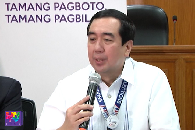 """They are free to attend or not to attend but obviously they will also miss out on great opportunity to  be able to speak to the Filipino people because these debates will be telecast by various media outlets all over the country."" — COMELEC Chairman Andres Bautista"