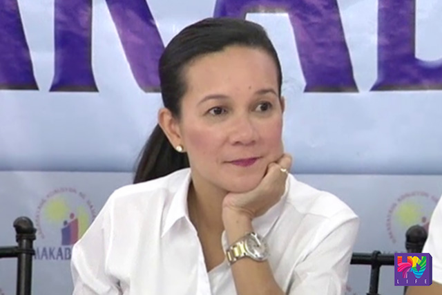 FILE PHOTO: Senator Grace Poe