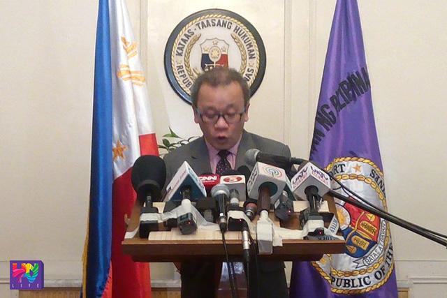 Supreme Court Spokesperson Atty. Theodore Te (Roderic Mendoza / UNTV News)