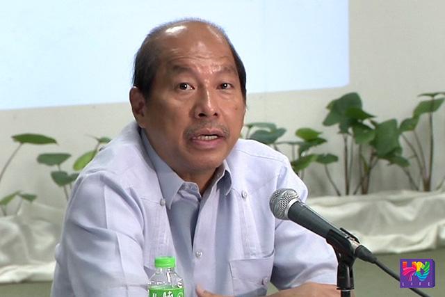 FILE PHOTO : DBM Secretary Florencio Butch Abad (UNTV News)