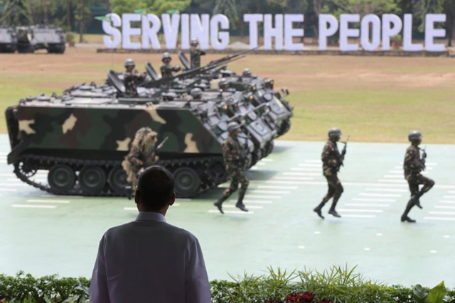 Philippine Army 119th anniversary features accomplishments ...