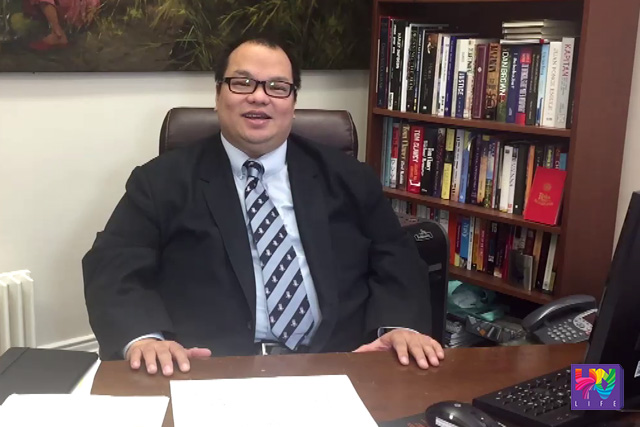 Consul General Senen Mangalile encourages  Filipino registered voters in United Kingdom, Ireland and Greenland to exercise their right of suffrage in the upcoming Philippine national elections.