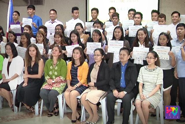 Ilan sa mga graduate ng JobStart program ng DOLE