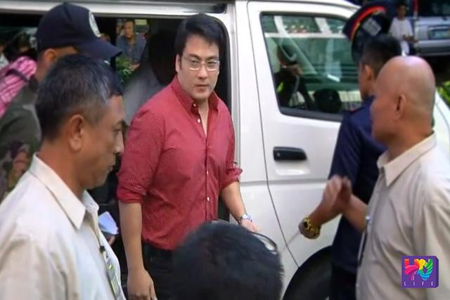 "FILE PHOTO: Senator Ramon ""Bong"" Revilla Jr. (UNTV News)"