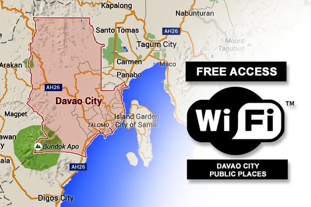 ordinansang magbibigay ng libreng wifi access sa mga