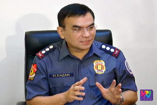 Philippine National Police Anti-Cybercrime Group Director PSupt. Guillermo Eleazar.