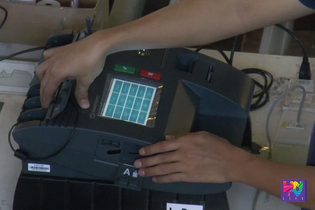 Sinimulan na ang pagte-testing ng mga Vote Counting Machine na gagamitin sa pambansang halalan sa Mayo 9.