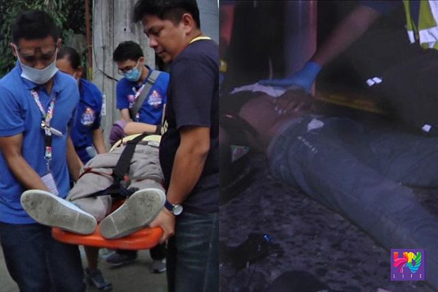 Nirespondehan ng UNTV News and Rescue Team and dalawang aksidente sa motorsiklo. Isang Korean national na nabangga ng motorsiklo sa Baguio City (kaliwa) at ang driver ng motorsiklo na bumangga sa nakaparadang truck sa Davao City (kanan).