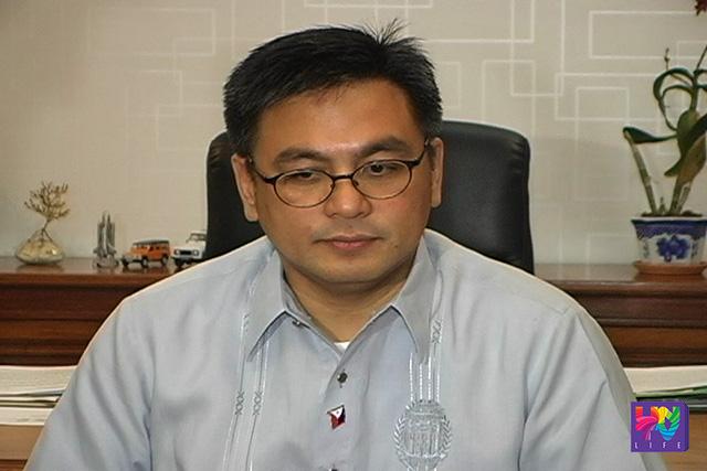 Congressman-elect Ruffy Biazon