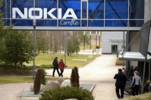 The Nokia headquarters is seen in Espoo, Finland April 6, 2016.  REUTERS/Antti Aimo-Koivisto/Lehtikuva/File Photo The Nokia headquarters is seen in Espoo, Finland April 6, 2016. REUTERS/ANTTI AIMO-KOIVISTO/LEHTIKUVA/FILE PHOTO
