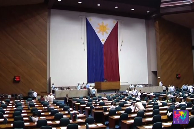 Plenary Hall, House of Representatives Complex located at Constitution Hills, Quezon City.