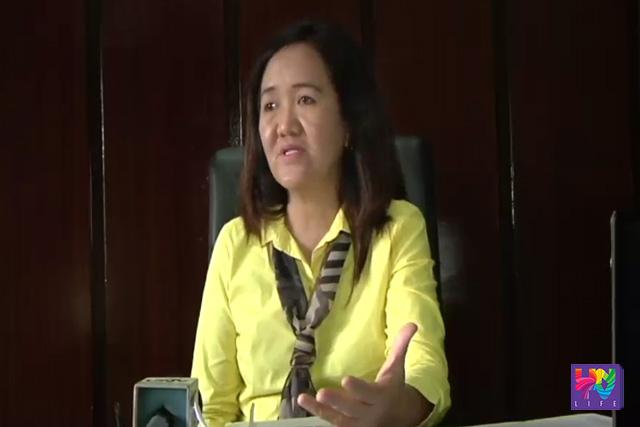 TESDA Bulacan Provincial Director Grace Castillo.