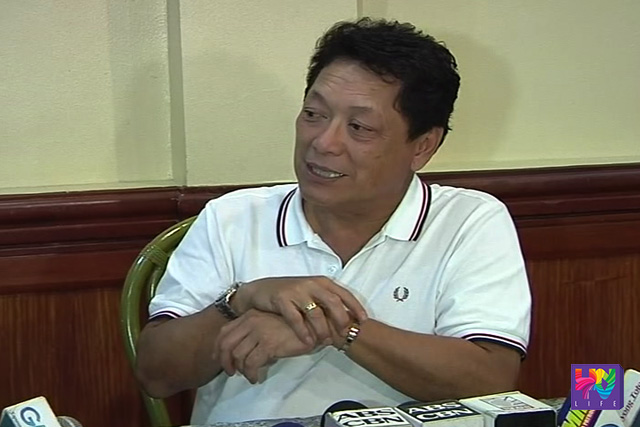 Incoming DOLE Secretary Silvestro Bello III.