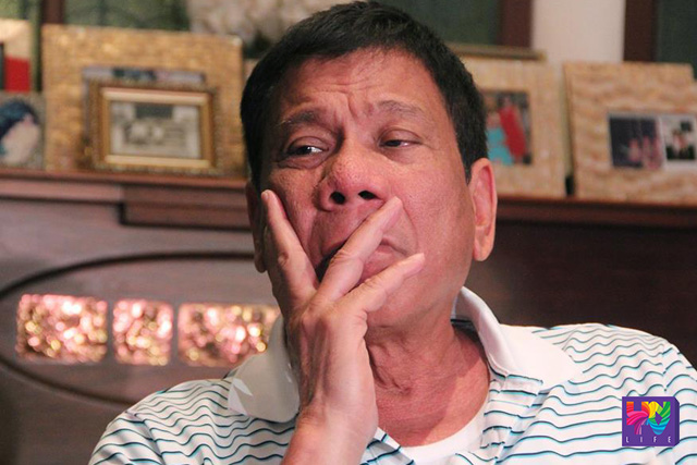 President-elect Rodrigo Duterte. (UNTV News/Cerilo ebran - Photoville International)