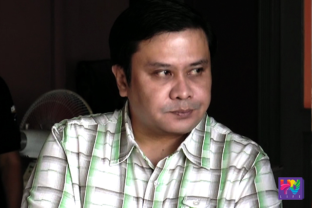 FILE PHOTO: Sen. Jinggoy Estrada.