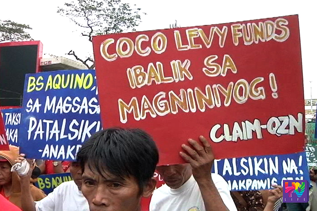the coconut levy fund Farmers are fast losing hope after president duterte reneged on his promise to return the coco levy fund to small coconut farmers and there have been moves.