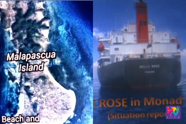 IMAGE_JUNE-17-2016_UNTV NEWS_MV BELLE ROSE_MALASPACUA