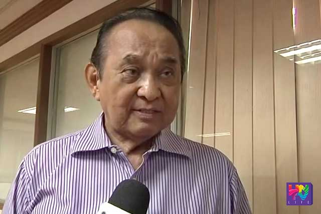 COMELEC Commissioner Lucenito Tagle.
