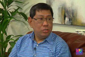 Caloocan representative Egay Erice.