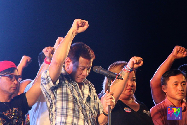 President-elect Rodrigo Roa Duterte