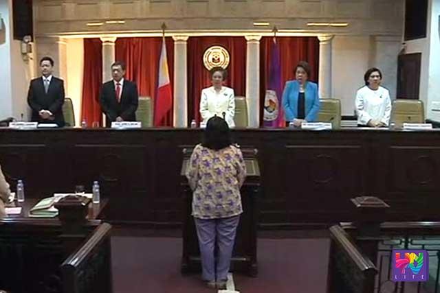 File photo: Judicial and Bar Council.