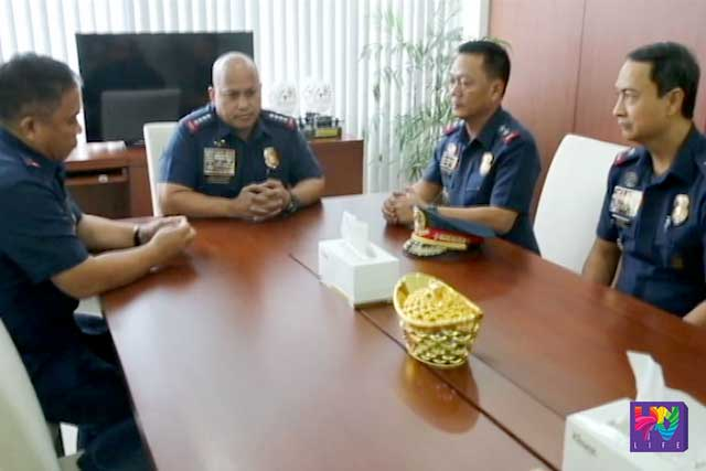 PNP Chief Ronald Dela in talks with 3 generals allegedly involved in illegal drugs operations.