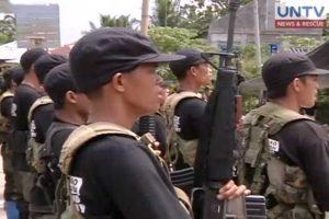 File photo: New People's Army (NPA)