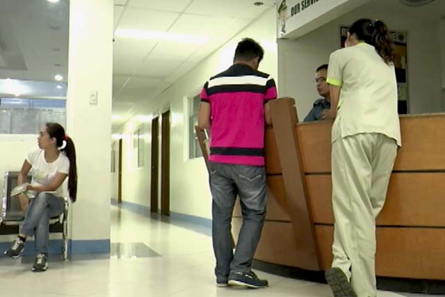 Naghahain ng reklamo sa Pasig Police ang biktimang GrabCar driver kasama ang saksing spa attendant.