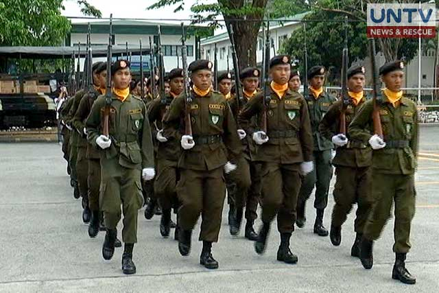 Where was the first rotc program established in the philippines