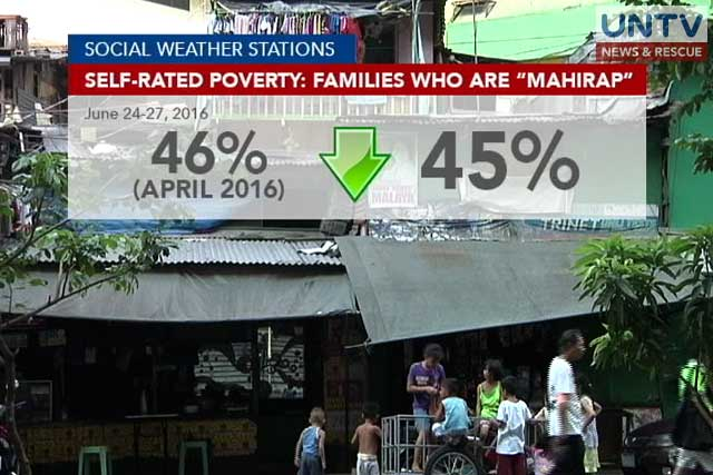 IMAGE_AUG-04-2016_UNTV-NEWS_SELF-RATED-POVERTY