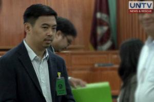 Former Makati mayor Junjun Binay .