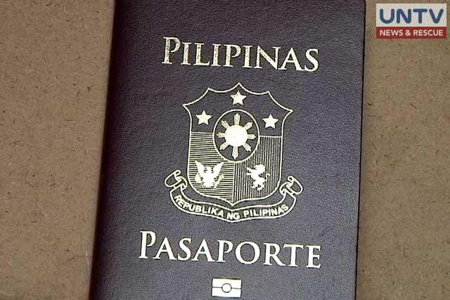 Philippine Passport.