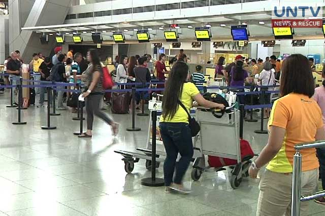 DOT plans to integrate terminal fee to airplane tickets