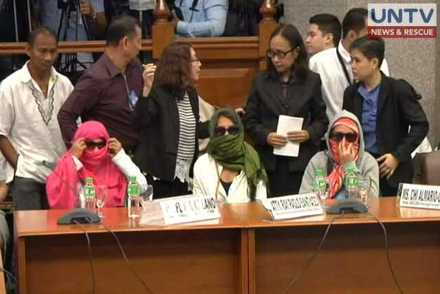 Senate begins inquiry on extrajudicial killings