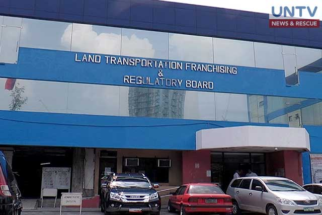 LTFRB urges public to report corruption cases involving its employees