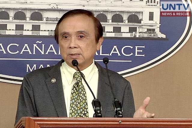 National Economic and Development Authority (NEDA) Director General and Socio-economic Planning Secretary Ernesto Pernia