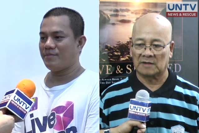 "Two stranded OFW's in Saudi Arabia return home through UNTV's ""Serbisyong Kasangbahay"""