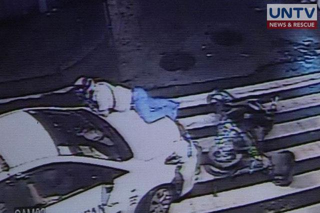 UNTV NEWS_rescues injured biker after taxi crash 081016