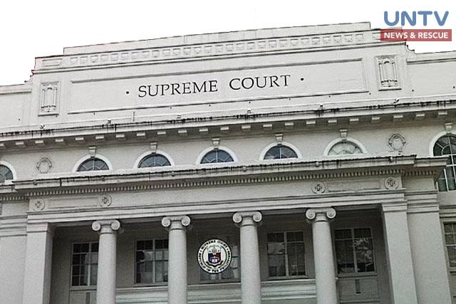 FILE PHOTO: Supreme Court