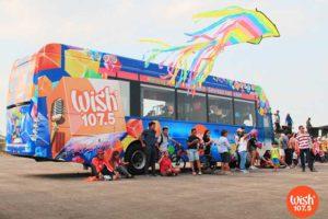 Wish-107.5-bus