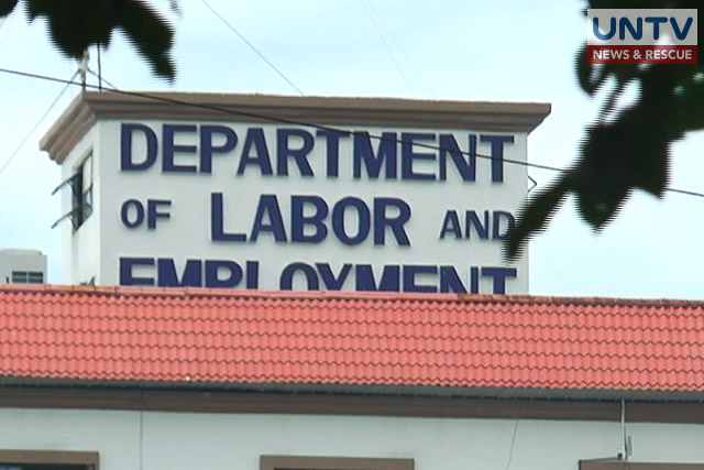 DOLE opens service hotline for distressed workers