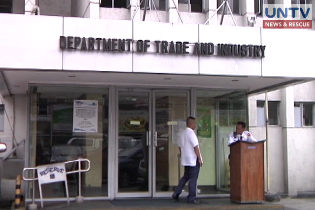 dti imposes 60 day price freeze on basic commodities