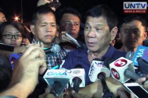 Duterte cancels Brunei trip, but proceeds to Laos